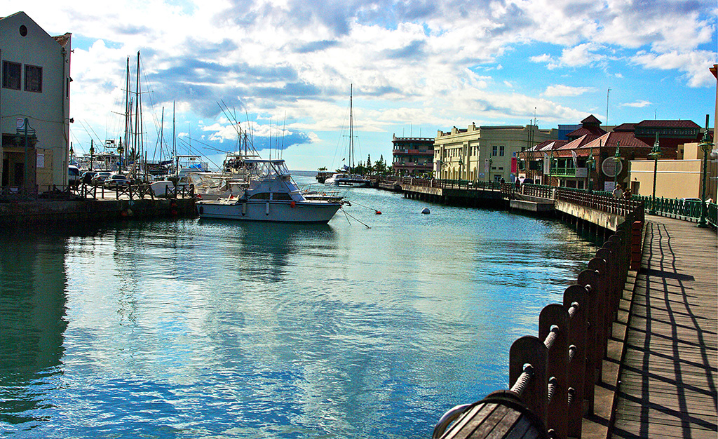 BRIDGETOWN - A UNESCO WORLD HERITAGE SITE