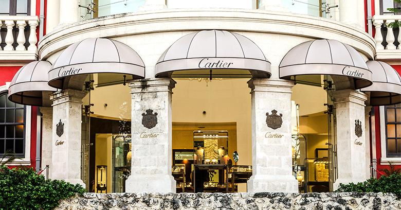 Cartier Boutique Barbados