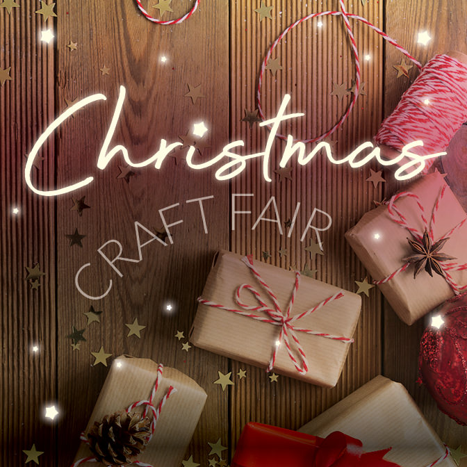 Limegrove: Christmas Craft Fair
