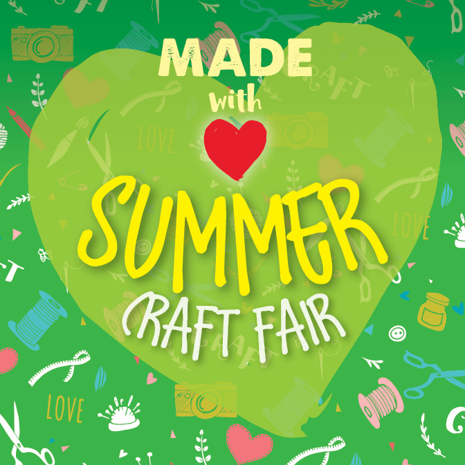Limegrove: Summer Craft Fair